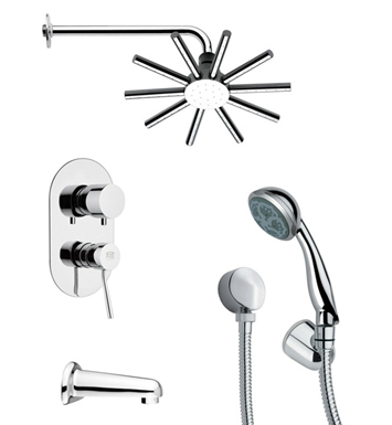 Nameeks TSH4087 Remer Tub and Shower Faucet