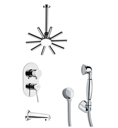 Nameeks Remer Tub and Shower Faucet TSH4088