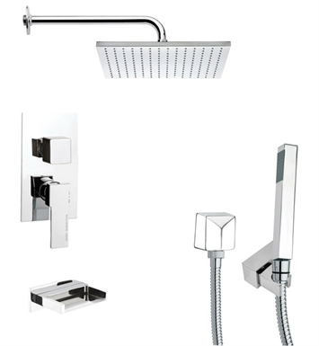 Nameeks TSH4099 Remer Tub and Shower Faucet
