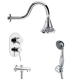 Nameeks Remer Tub and Shower Faucet TSH4102