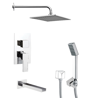Nameeks TSH4109 Remer Tub and Shower Faucet