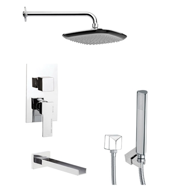 Nameeks TSH4113 Remer Tub and Shower Faucet