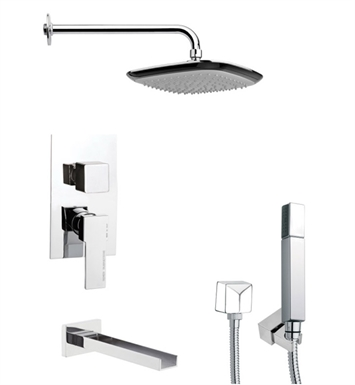 Nameeks TSH4114 Remer Tub and Shower Faucet