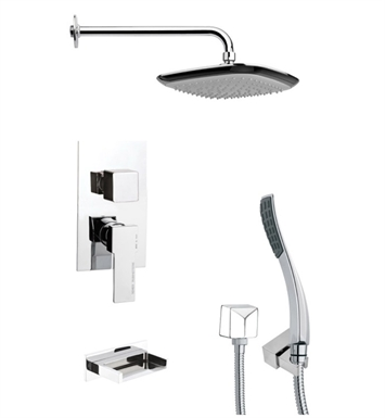 Nameeks TSH4115 Remer Tub and Shower Faucet
