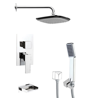 Nameeks TSH4116 Remer Tub and Shower Faucet
