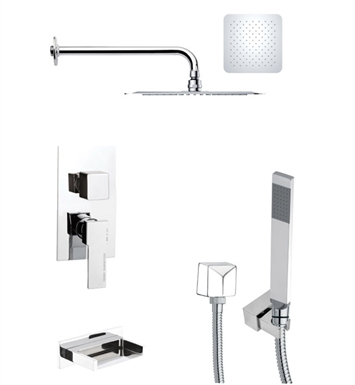 Nameeks TSH4117 Remer Tub and Shower Faucet