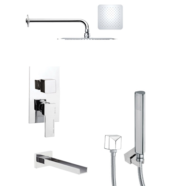 Nameeks TSH4119 Remer Tub and Shower Faucet
