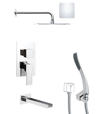 Nameeks TSH4120 Remer Tub and Shower Faucet