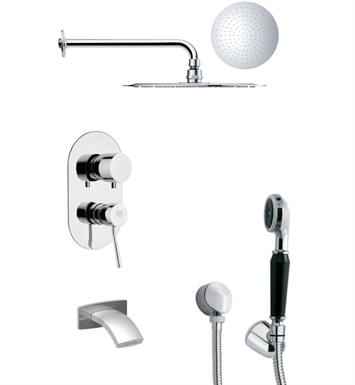 Nameeks TSH4121 Remer Tub and Shower Faucet