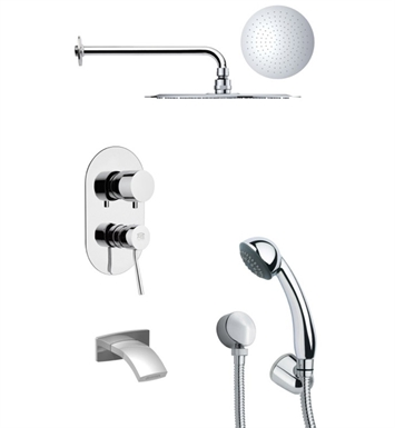 Nameeks TSH4122 Remer Tub and Shower Faucet