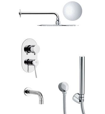Nameeks TSH4124 Remer Tub and Shower Faucet