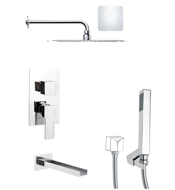 Nameeks TSH4125 Remer Tub and Shower Faucet