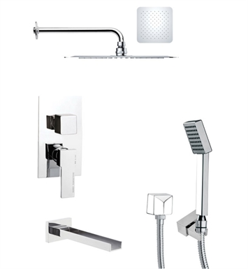 Nameeks TSH4126 Remer Tub and Shower Faucet