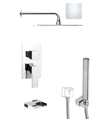 Nameeks TSH4128 Remer Tub and Shower Faucet
