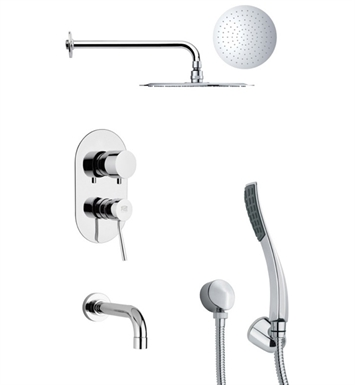 Nameeks TSH4130 Remer Tub and Shower Faucet