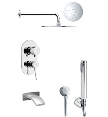 Nameeks TSH4131 Remer Tub and Shower Faucet
