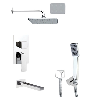 Nameeks TSH4133 Remer Tub and Shower Faucet