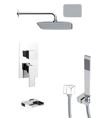 Nameeks TSH4135 Remer Tub and Shower Faucet
