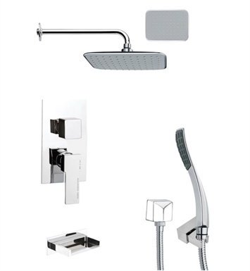Nameeks TSH4136 Remer Tub and Shower Faucet