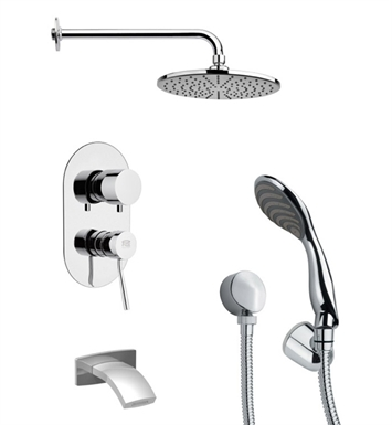 Nameeks TSH4153 Remer Tub and Shower Faucet