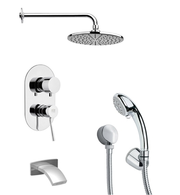 Nameeks TSH4154 Remer Tub and Shower Faucet
