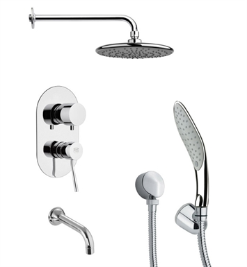 Nameeks TSH4157 Remer Tub and Shower Faucet