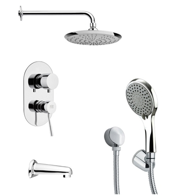 Nameeks TSH4163 Remer Tub and Shower Faucet
