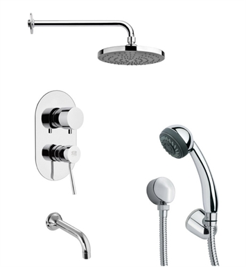 Nameeks TSH4165 Remer Tub and Shower Faucet