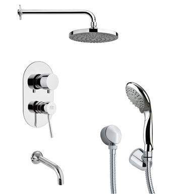 Nameeks TSH4166 Remer Tub and Shower Faucet