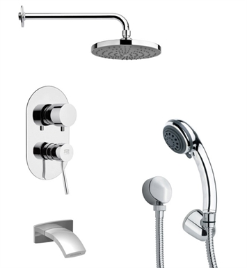 Nameeks TSH4167 Remer Tub and Shower Faucet