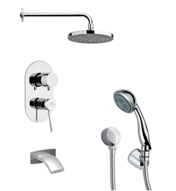 Nameeks TSH4168 Remer Tub and Shower Faucet