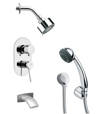 Nameeks TSH4172 Remer Tub and Shower Faucet