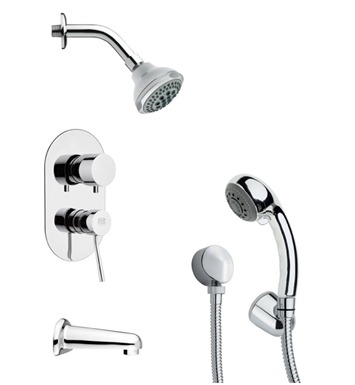 Nameeks TSH4175 Remer Tub and Shower Faucet