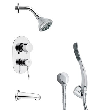 Nameeks TSH4176 Remer Tub and Shower Faucet