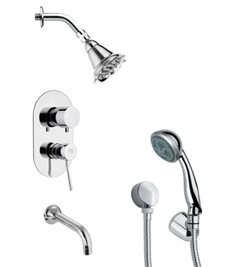 Nameeks TSH4181 Remer Tub and Shower Faucet