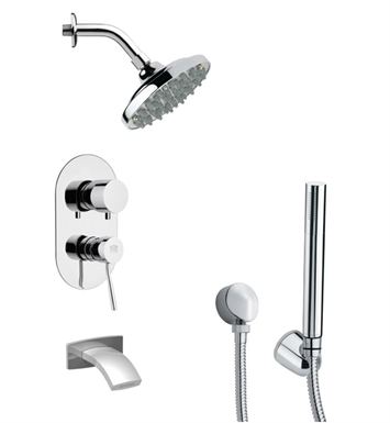Nameeks TSH4180 Remer Tub and Shower Faucet