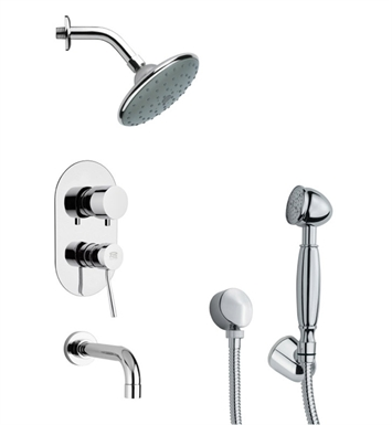 Nameeks TSH4189 Remer Tub and Shower Faucet