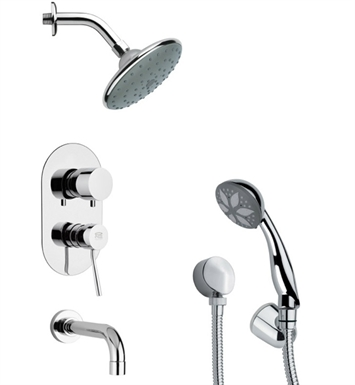 Nameeks TSH4190 Remer Tub and Shower Faucet