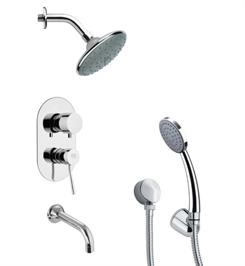 Nameeks TSH4191 Remer Tub and Shower Faucet
