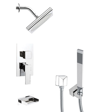 Nameeks TSH4193 Remer Tub and Shower Faucet