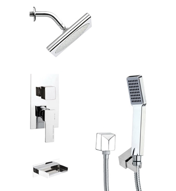 Nameeks TSH4194 Remer Tub and Shower Faucet