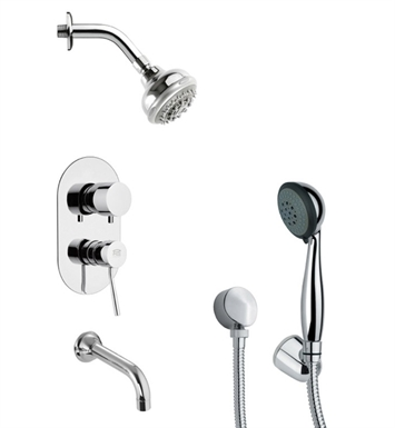 Nameeks TSH4197 Remer Tub and Shower Faucet