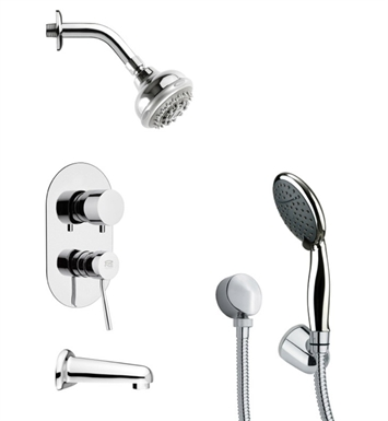 Nameeks TSH4198 Remer Tub and Shower Faucet