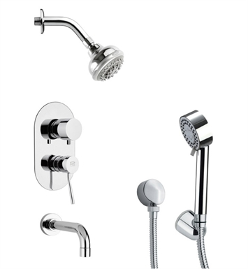 Nameeks TSH4199 Remer Tub and Shower Faucet