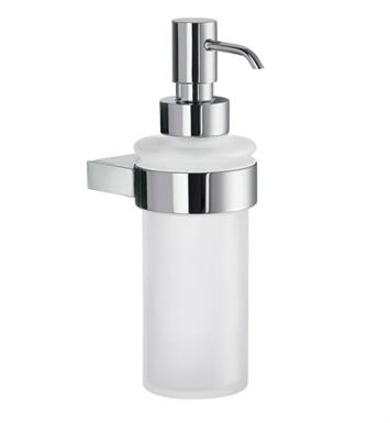 Smedbo AK369 Air Soap Dispenser Wallmount in Polished Chrome
