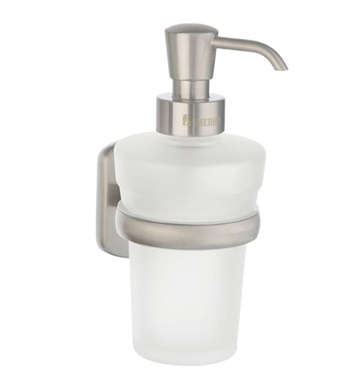 Smedbo C369N Cabin Soap Dispenser Wallmount in Brushed Nickel