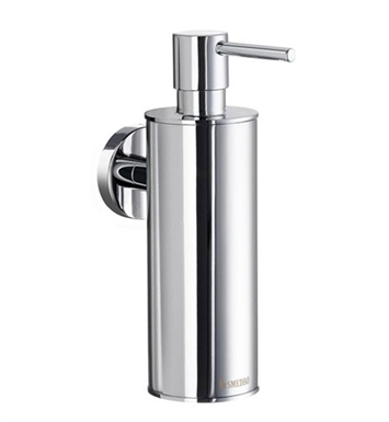 Smedbo HK370 Home Soap Dispenser Wallmount in Polished Chrome