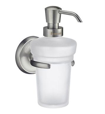 Smedbo V269n Villa Soap Dispenser Wallmount In Brushed Nickel