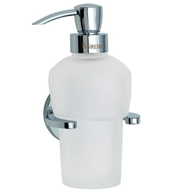 Smedbo LK369 Loft Soap Dispenser Wallmount in Polished Chrome