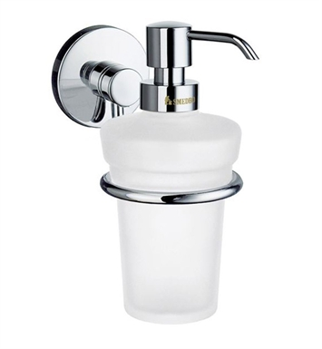 Smedbo NK369 Studio Soap Dispenser Wallmount in Polished Chrome